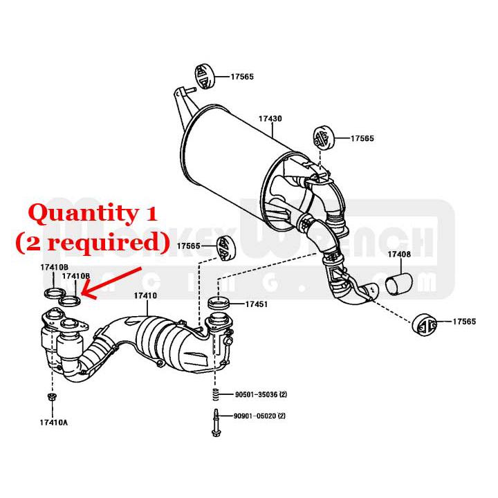 Mr2 O2 Sensor Diagram