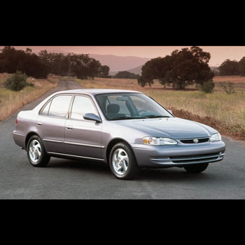 Toyota Corolla 98-02