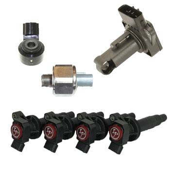 Sensors Coils & Solenoids