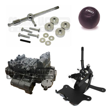 Shifters & Shift Kits
