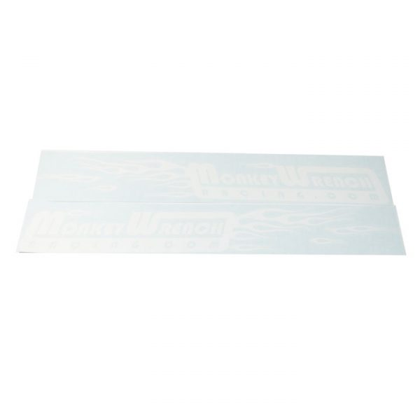 MWR-FLMDECAL20X25WHT-mwr